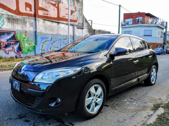 Renault Megane Iii Luxe Ant $399000 Y Cuot Automotores Yami