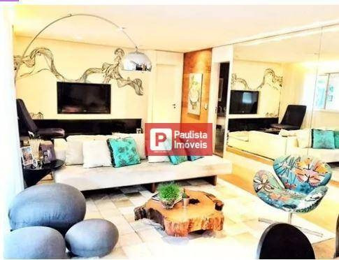 Apartamento Para Alugar, 150 M² Por R$ 12.500,00/mês - Brooklin - São Paulo/sp - Ap26270