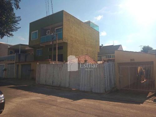 Imagem 1 de 3 de Sobrado 03 Quartos (01 Suíte) No Sitio Cercado, Curitiba - So0759