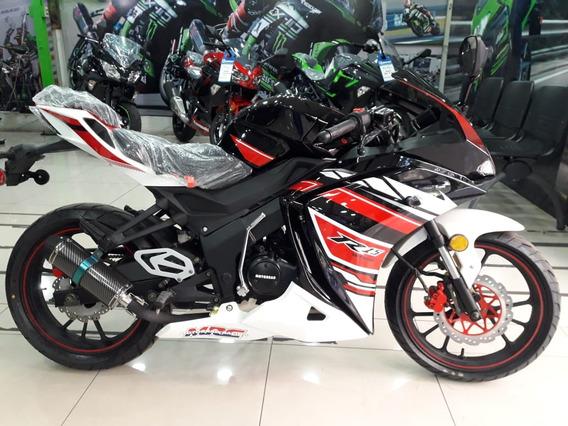 Motorrad Racer R15 + Casco De Regalo (año 2020)