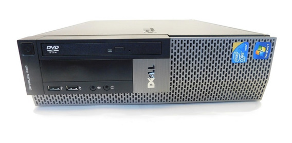 Cpu Dell Optiplex 960 Core 2 Duo E8400 3ghz 4gb Ddr2 250gb