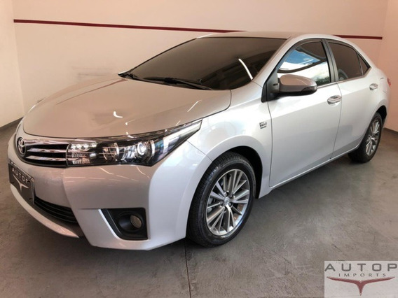 Toyota Corolla 2.0 16v Altis Flex Blindado 4p 2015