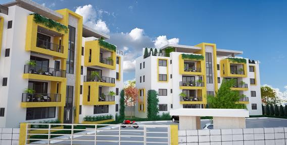Apartamentos De 3 Habitaciones En Jacobo Majluta