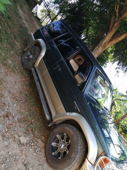 Mitsubishi, Montero 92, 4x4. Glp, Recibo Echo,yaris.