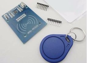 Kit Módulo Leitor Rfid Mfrc522 Para Arduino Raspberry