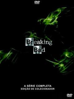 Breaking Bad / A Química Do Mal / A Série Completa