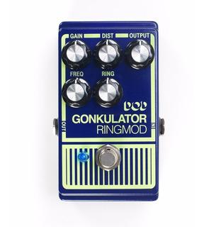 Pedal Modulador Guitarra Dod Gonkulator - Ring Modulator