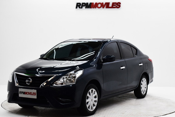 Nissan Versa Sense Mt 4p 2016 Rpm Moviles
