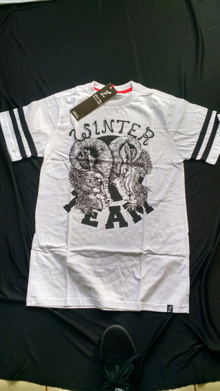 Camiseta Z Clothing Masculina (headbutt)