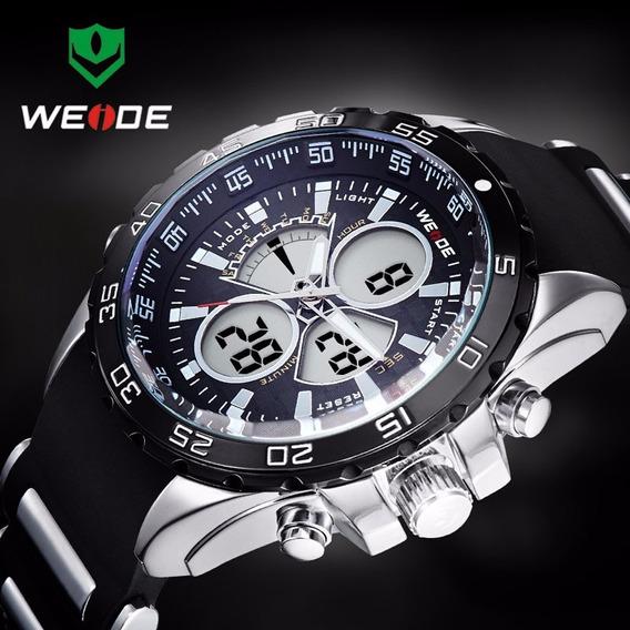 Relógio Masculino 2016 Nova Weide Casual Sport