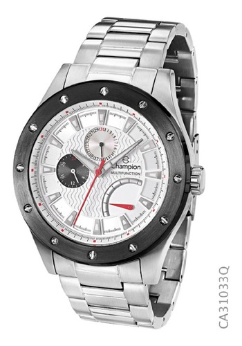 Relógio Analógico Masculino Social Champion Ca31033q