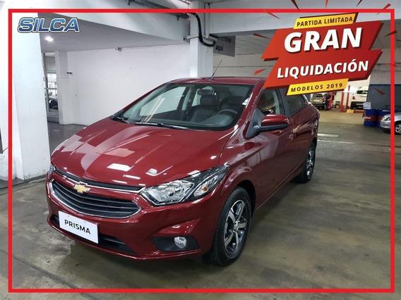Chevrolet Prisma Ltz Liquidación Por Pocas Unidades 2019