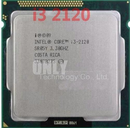 Processador Intel® Core I3-2120