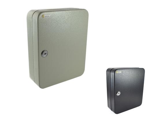 Armario Guarda 24 Llaveros Cofre Caja Ordenador Porta Llave