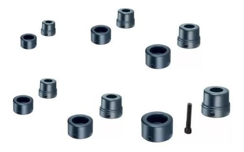 Kit De Boquillas P/ Hidro 3 De 1/2- 3/4- 1- 1 1/4- 1 1/2 Y 2