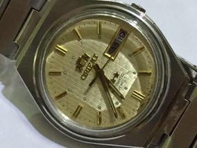 Relógio Original Orient Automático Masculino Funcionando