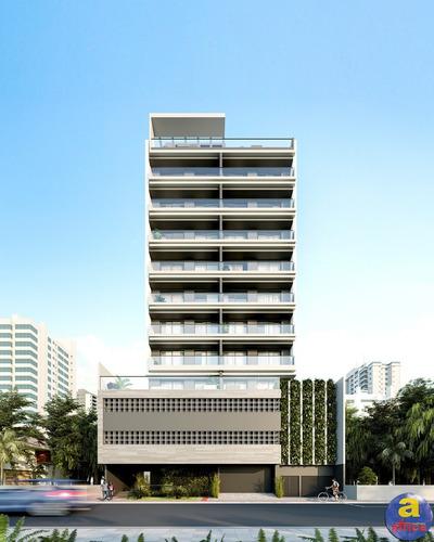 Imagem 1 de 1 de Apartamento 1 Quarto E 1 Vaga De Garagem No Centro De Itajaí/sc - Imobiliária África - Ap00554 - 69820766