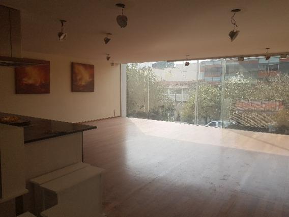 Magnífico Departamento Moderno Sin Muebles En Polanco