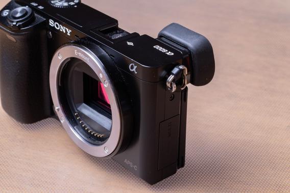 Camara Sony Ilce-6000 (a6000) Solo Cuerpo - 5600 Disparos