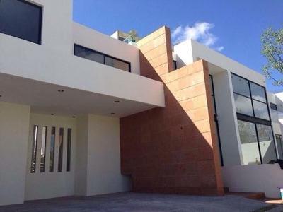 Casa En Renta En Privada Del Pedregal Ii, San Luis Potosi