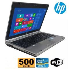 Notebook Hp Elitebook 2560p Intel Core I5 4gb Hd 500gb