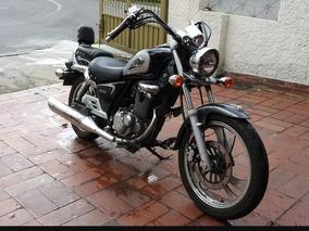Moto Gz150a
