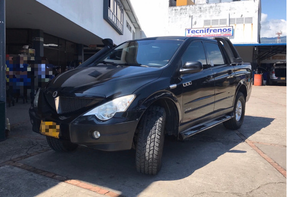 Ssangyong Actyon Ssangyong Actyon Sport 2012