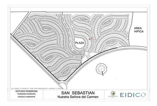 Terreno Lote 193 En Venta Ubicado En San Sebastian - Area 13, Escobar Y Alrededores
