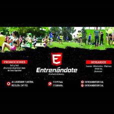 Personal Trainer Y Grupo De Entrenamiento 2x1 - Entrenandote
