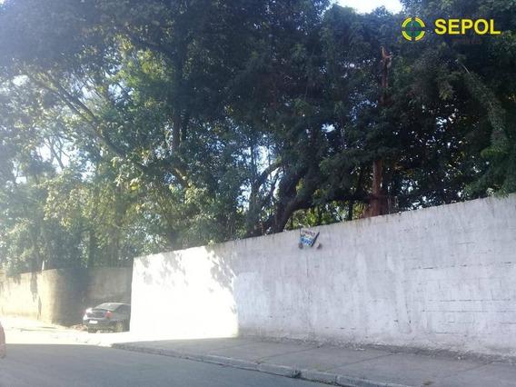 Terreno À Venda, 3850 M² Por R$ 7.500.000 - Vila Carmosina - São Paulo/sp - Te0096