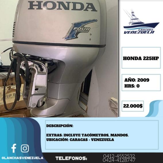 Pareja De Motores Honda 225hp Lv334