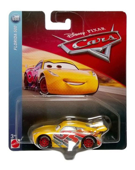 Cars 3 - Rust Eze Cruz Ramírez - Mattel - Original