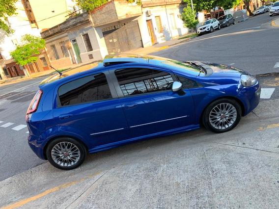 Fiat Punto Sporting 1.6 Cuero No(fox,focus,palio,500,clio,up