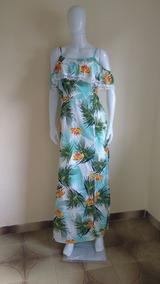 Vestidos Longos Modelo Ciganinha