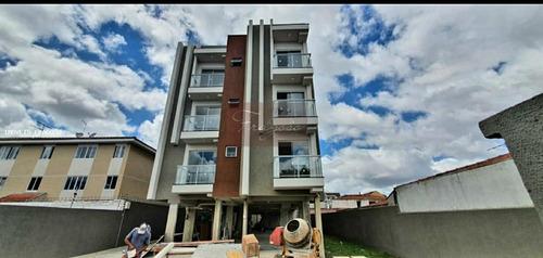 Apartamento Para Venda Em Curitiba, Boqueirão, 2 Dormitórios, 1 Suíte, 2 Banheiros, 1 Vaga - 40.492_1-1808831