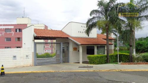 Imagem 1 de 25 de Apartamento Com 3 Dormitórios À Venda, 70 M²  - Jardim Marchissolo - Sumaré/sp - Ap0438