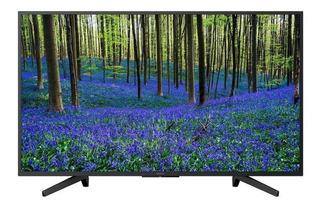 """Smart TV Sony 4K 55"""" KD-55X720F"""