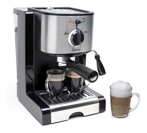 Cafetera Espresso Y Cappuccino Ec100, De Bomba