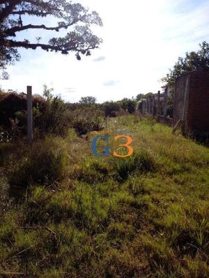 Terreno À Venda, 738 M² Por R$ 55.000 - Areal - Pelotas/rs - Te0729