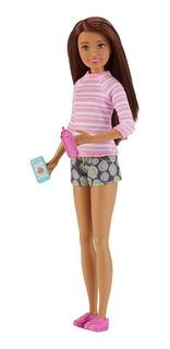 Barbie Skipper Baby Castaña Barbie