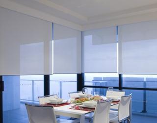 Persiana Enrollable Screen Traslúcida Filtro Solar $299 M2