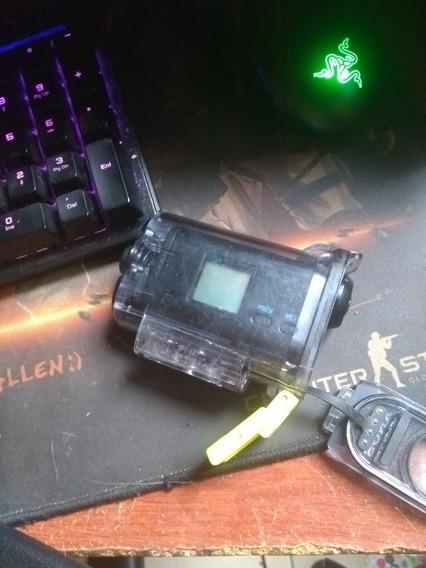 Sony Action Cam Hdr-as15 Com Todos Os Acessórios Funcionando