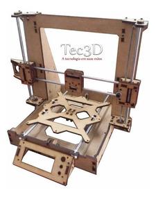 Estrutura Impressora 3d Graber I3 + Brinde