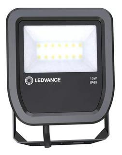 Reflector Proyector Led 10w Osram 5000k Luz Fría/día - E. A.