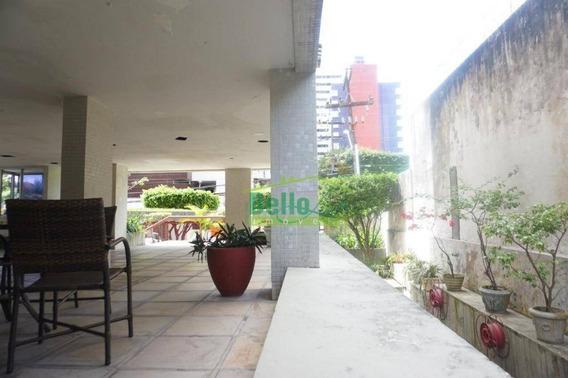 Apartamento Com 3 Dormitórios À Venda, 110 M² Por R$ 310.000 - Espinheiro - Recife/pe - Ap3240