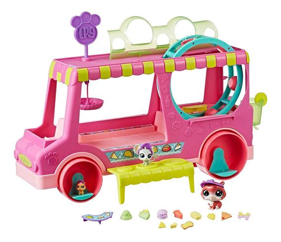 Littlest Pet Shop Camion De Delicias