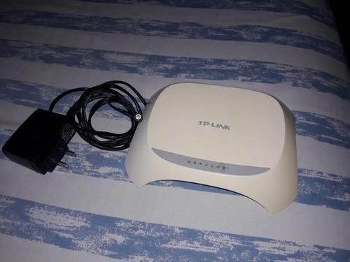Imagen 1 de 2 de Router Tp-link Tl-wr720n