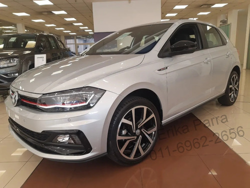 Volkswagen Polo 1.4tsi Gts 150cv Nuevo Automatico At 2021 04
