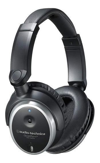 Audio-technica Quietpoint Active Noisecancelling Ath-anc7b