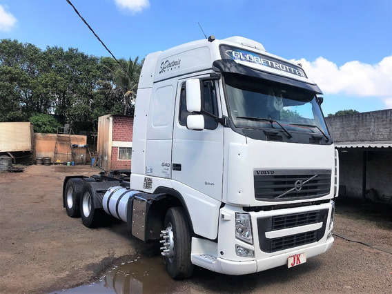 Volvo Fh 540 6x4 I-shift